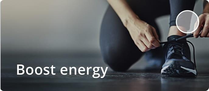 Insidetracker Boost energy