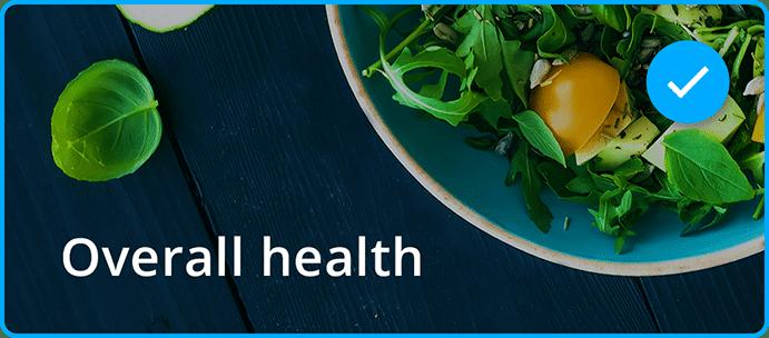 Insidetracker Overall health
